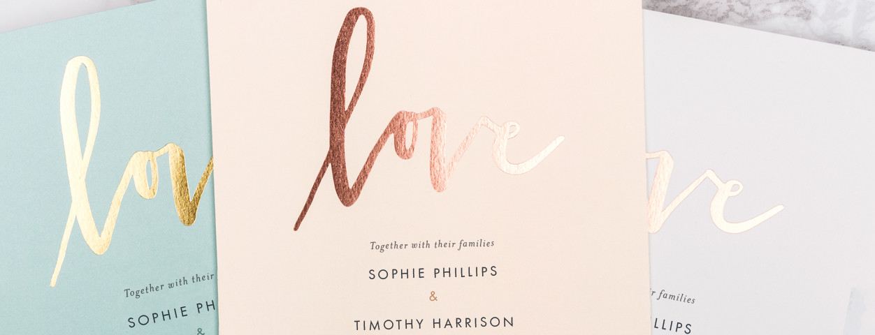 Wedding invitation wording advice and ideas from rosemood love letters foiled wedding invitations and wedding stationery filmwisefo