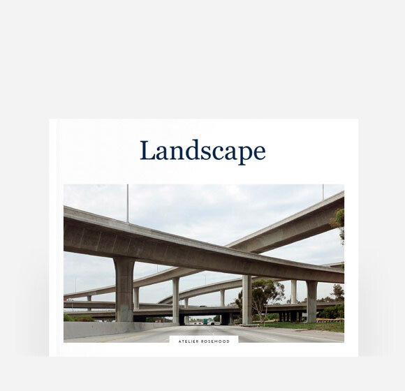 Landscape photo books available in three sizes
