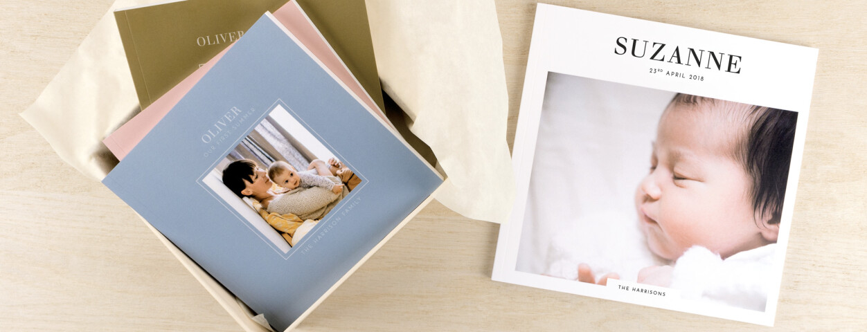 Baby Photo Albums Online