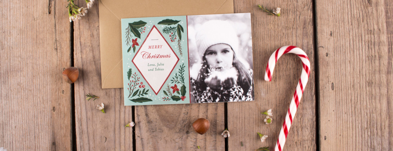 Christmas Verses For Your Personalised Cards