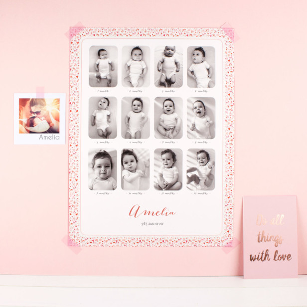 Baby Gift Ideas- Personalised Posters