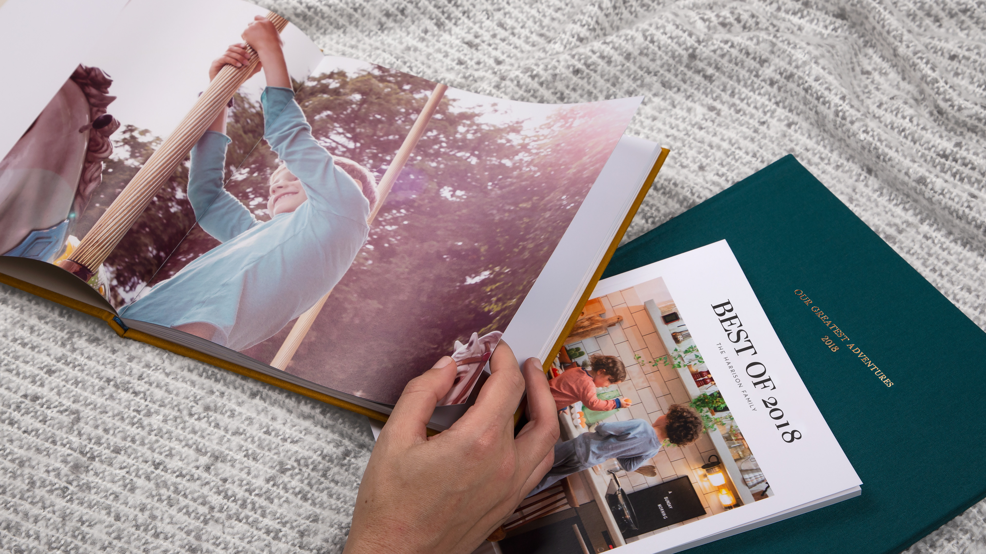 Personalised Photo Books from Rosemood