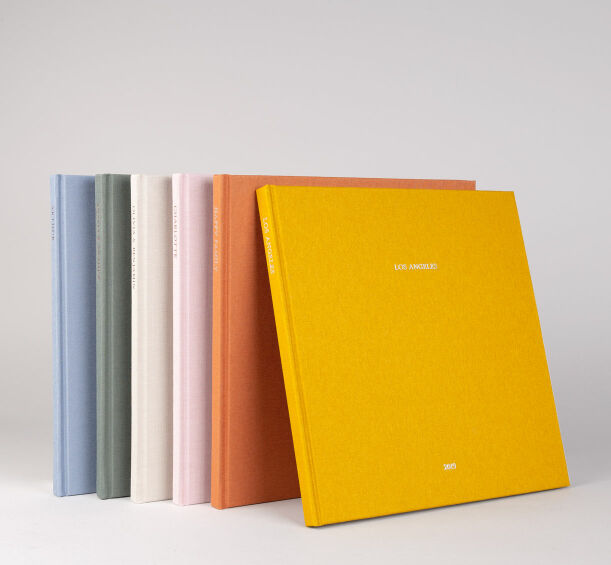Hardcover Photo Books by Rosemood