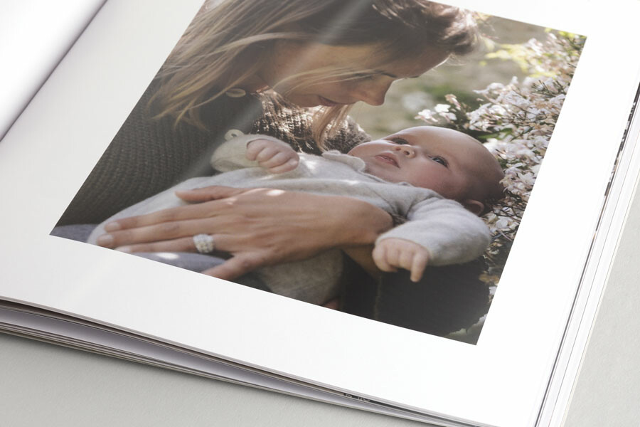 Satin photo paper for your photo books