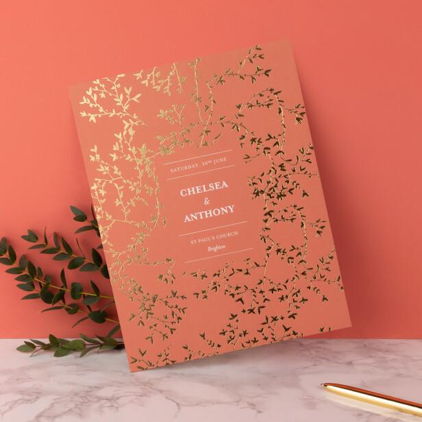 Wedding Invitation Wording Traditional Informal Rosemood