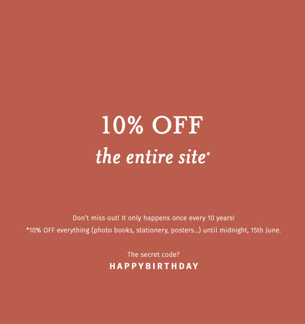 Rosemood offer 10% off everything