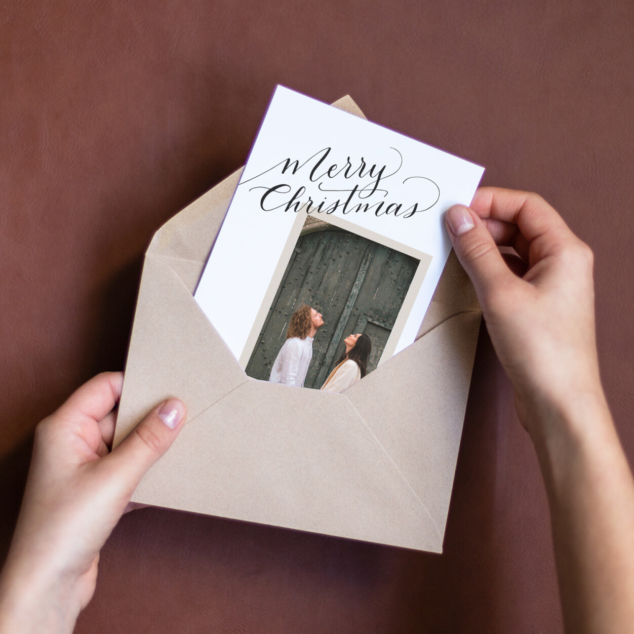 When to send your Christmas cards