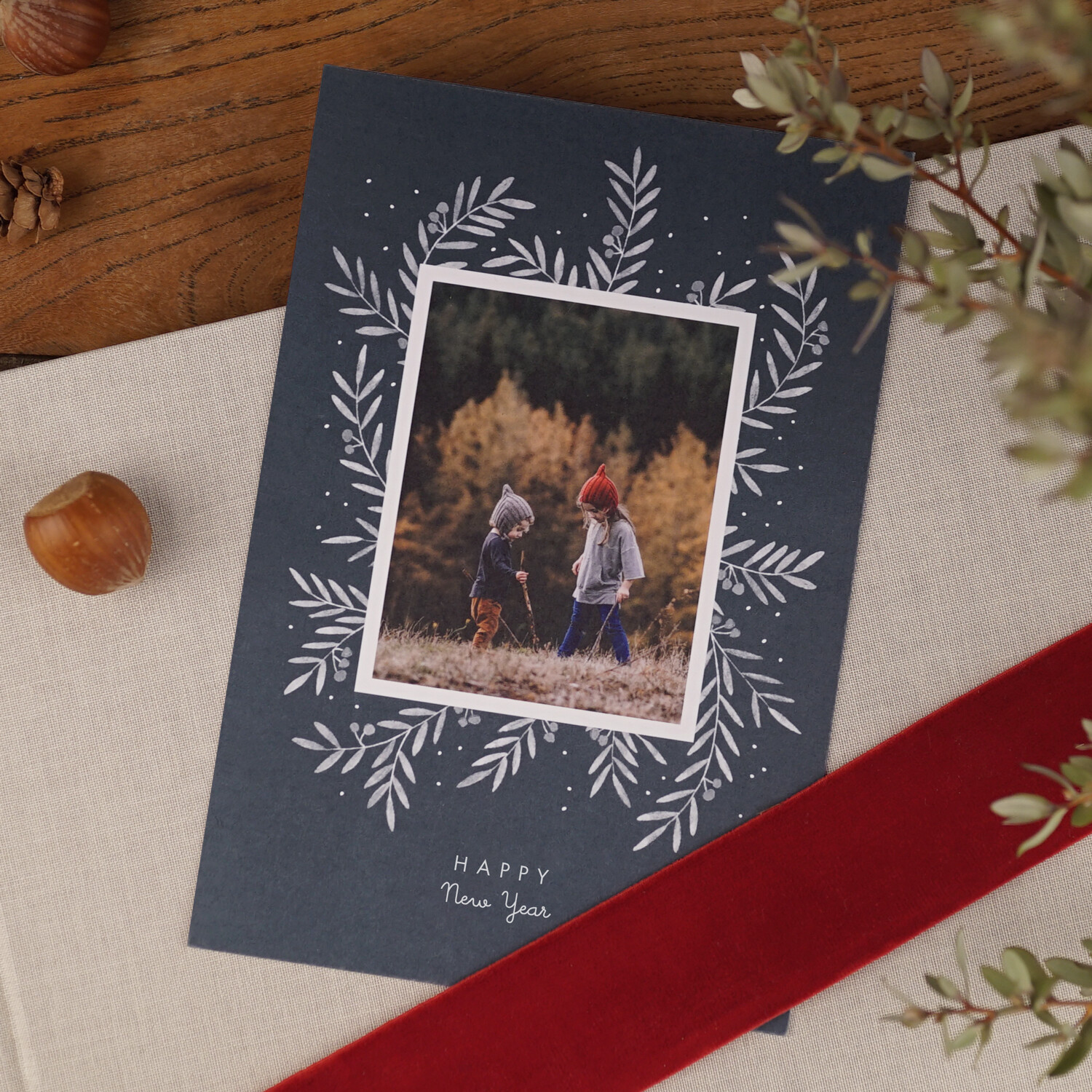 Create Christmas cards online