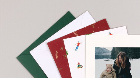 Christmas Stationery Samples